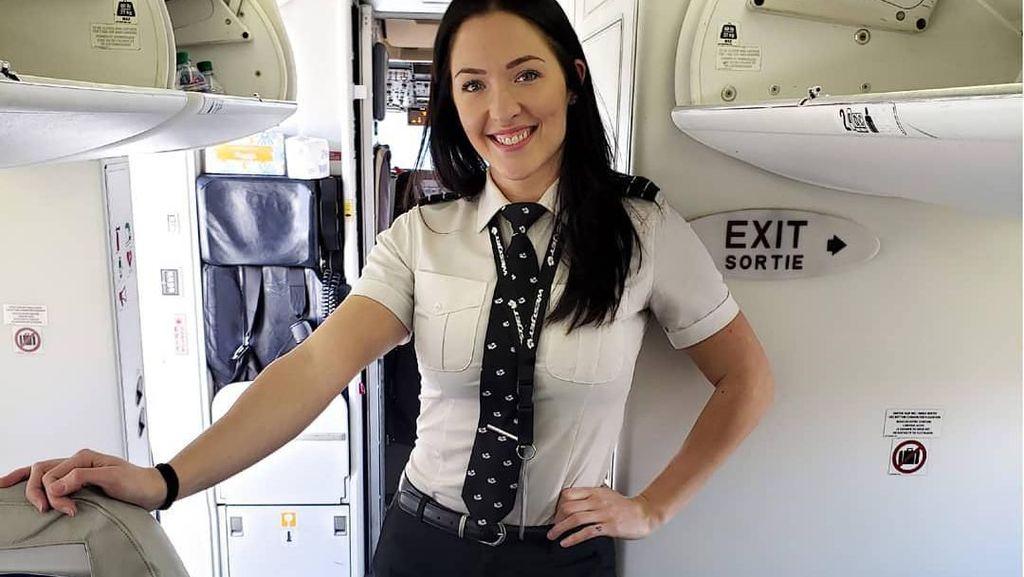Foto: Liburannya Pilot Seksi Emilie yang Gemar Traveling
