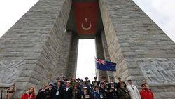 Upacara Peringatan Anzac di Gallipoli Berlangsung Aman