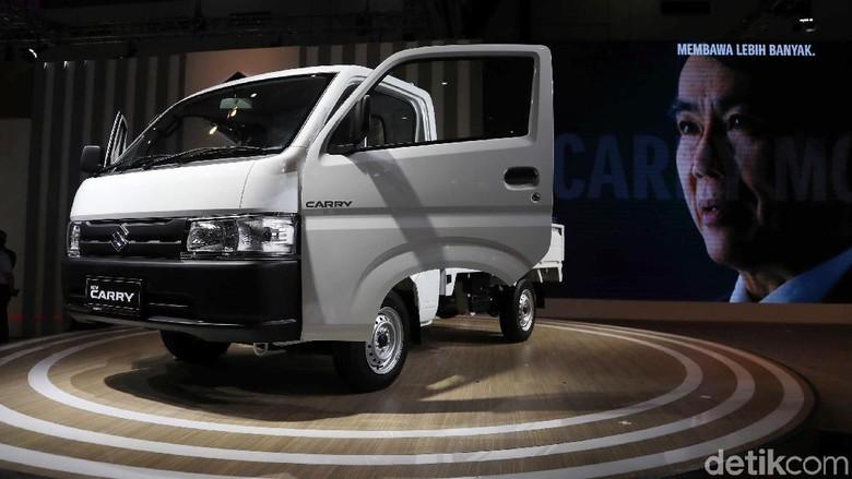 Suzuki Carry Foto: Pradita Utama
