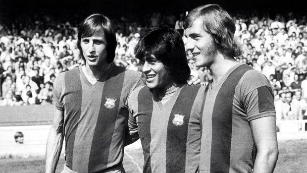 Johan Cruyff, 'Otak' Total Football dan Pencetus Tiki-Taka