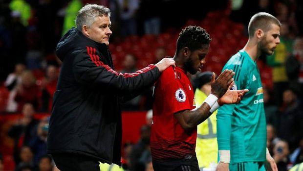 Fakta-fakta Buruk Man United Setelah Tumbang dari Man City