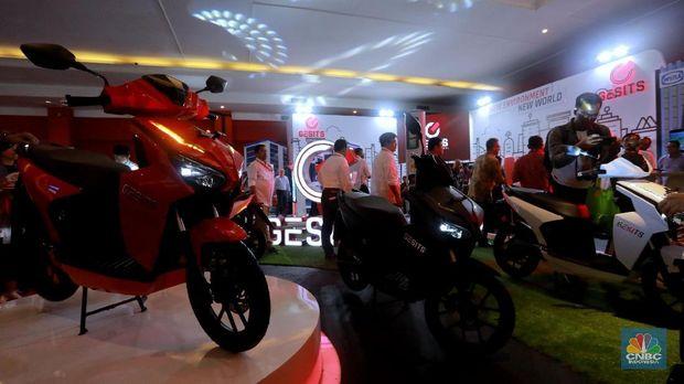 Motor Gesits Sudah Produksi Masal, Pak Jokowi Jadi Borong?
