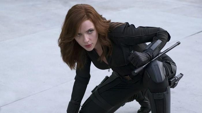 Scarlett Johansson mempersiapkan diri dengan total untuk Avengers: Endgame. (Foto: Dok. Marvel Studios)