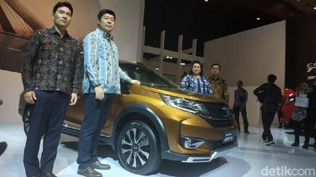 Honda BR-V di IIMS 2019