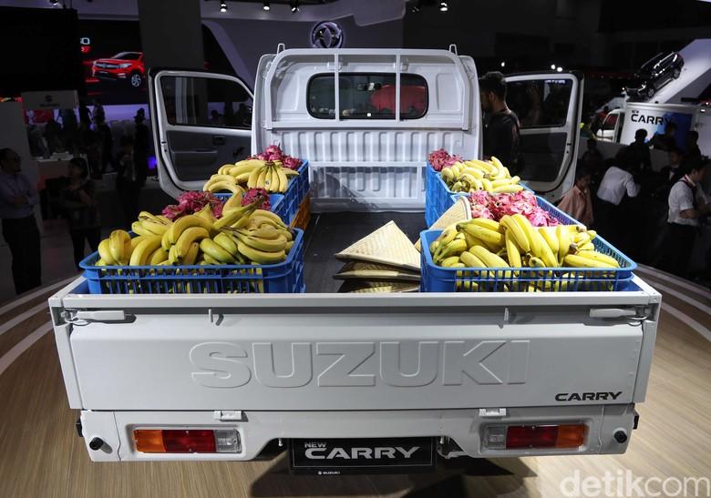 PT Suzuki Indomobil Sales (SIS) kembali meluncurkan produk mobil terbarunya yaitu Suzuki New Carry Pick Up di Indonesia International Motor Show (IIMS) 2019. Generasi terbaru pick up terbaru ini juga dapat disesuaikan dengan kebutuhan masa kini.