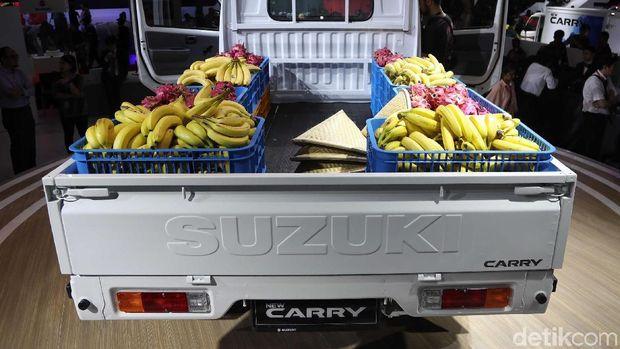 Dimensi Suzuki Carry Terbaru,