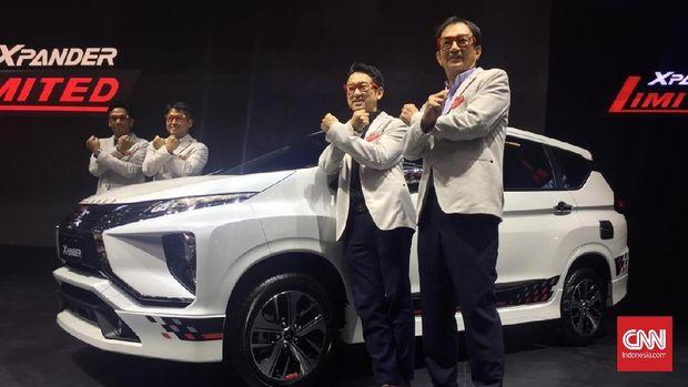 Mitsubishi Xpander Limited.