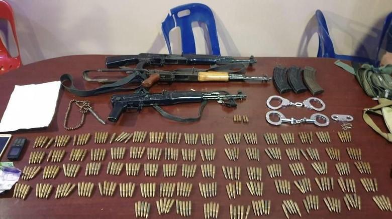 Kontak Senjata dengan Polisi, Pimpinan KKB di Aceh Tewas