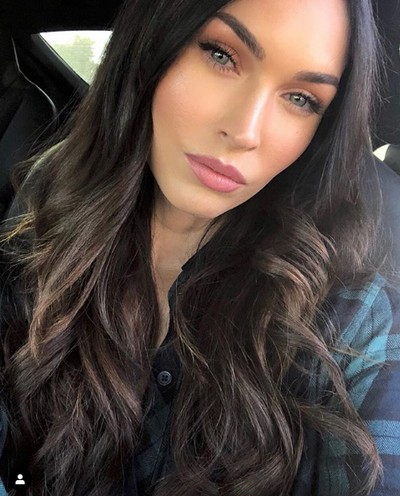 Megan Fox dari instagram.