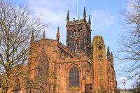 St Peter's Collegiate Church, gereja bersejarah di Wolverhampton (iStock)