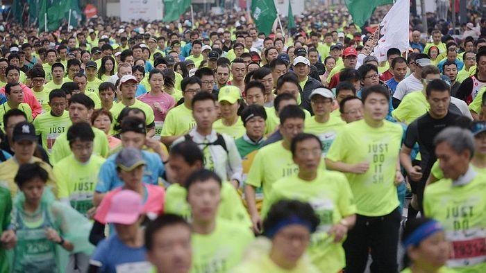 Shanghai Marathon (VCG/VCG via Getty Images)