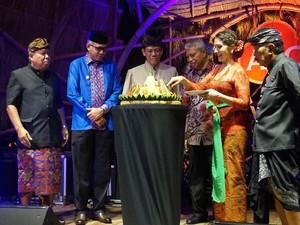 Kuliner Ternate dan Aceh Ambil Bagian di Ubud Food Festival