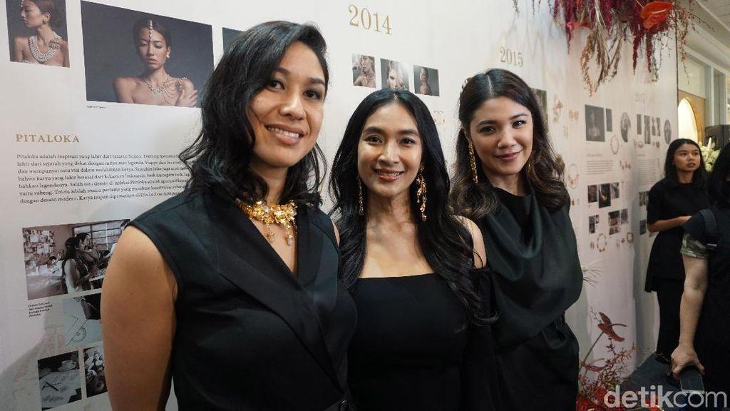 Makin Eksis, Brand Perhiasan Happy Salma Buka di Mal Kelas Atas Jakarta