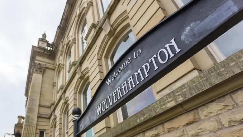 Selamat datang di Wolverhampton (iStock)