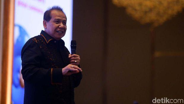 Founder & Chairman CT Corp, Chairul Tanjung, bicara mengenai kondisi ekonomi usai Pilpres 2019. Menurutnya, usai pemilu data ekonomi biasanya menunjukkan perbaikan.