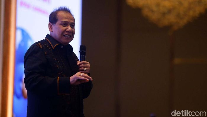 Chairman CT Corp, Chairul Tanjung/Foto: Grandyos Zafna