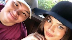 Beda Usia 6 Tahun, Aldi Maldini Cemburuan Banget ke Erika Carlina