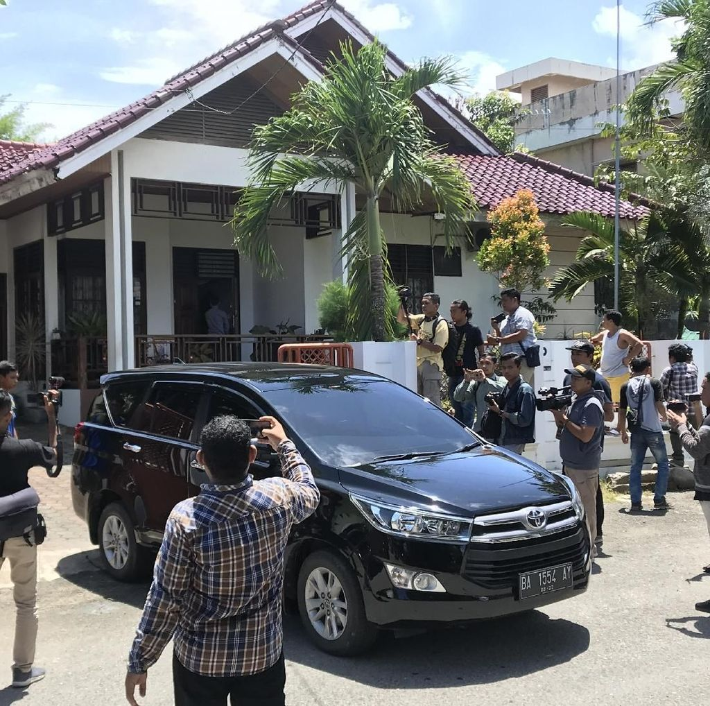 Bupati Solok Selatan Mengaku Pernah Dipanggil KPK Terkait Kasus Dinas PU