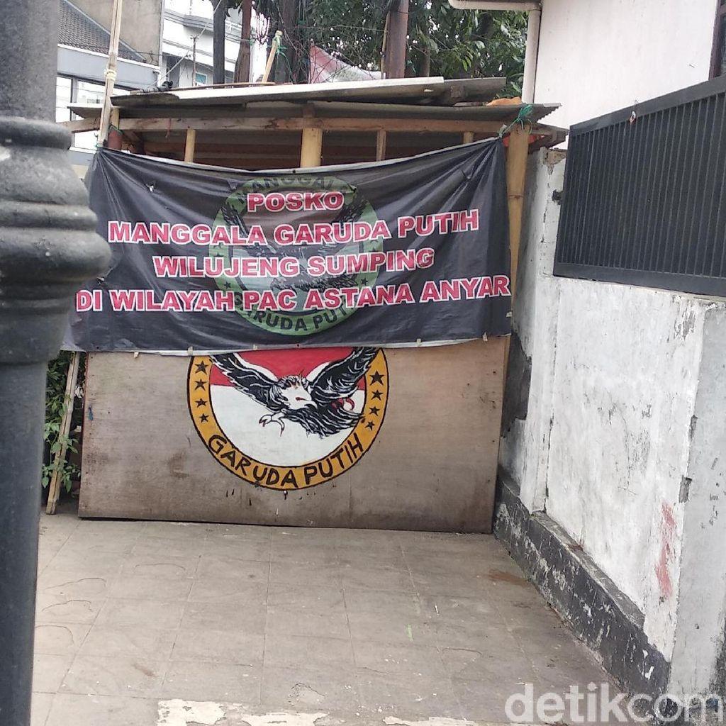 Ini Lokasi Suami-Istri Terluka Gegara Bentrok Ormas di Bandung
