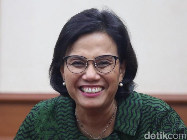 Pengakuan Sri Mulyani Kerja di Antara Dua Presiden