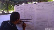 Pemungutan Suara Ulang, Prabowo Menang di Satu TPS Denpasar