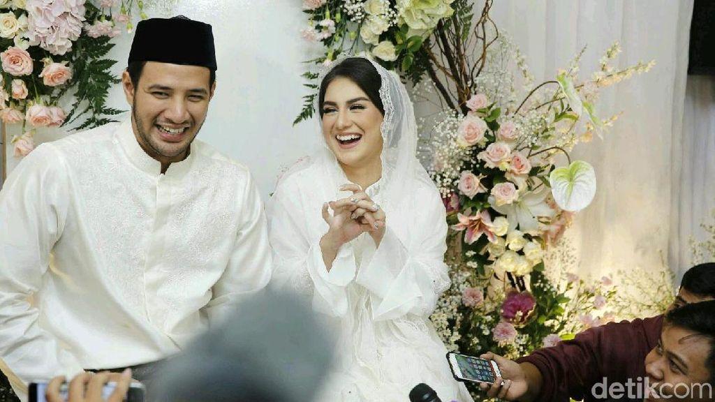 Cuti Syuting Demi Pernikahan, Ammar Zoni: Kita Juga Pengen Enak