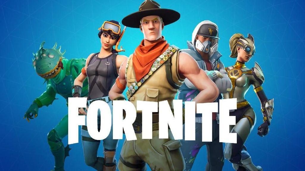 Pendapatan Turun 25%, Fortnite Tetap Jadi Game Teratas di 2019