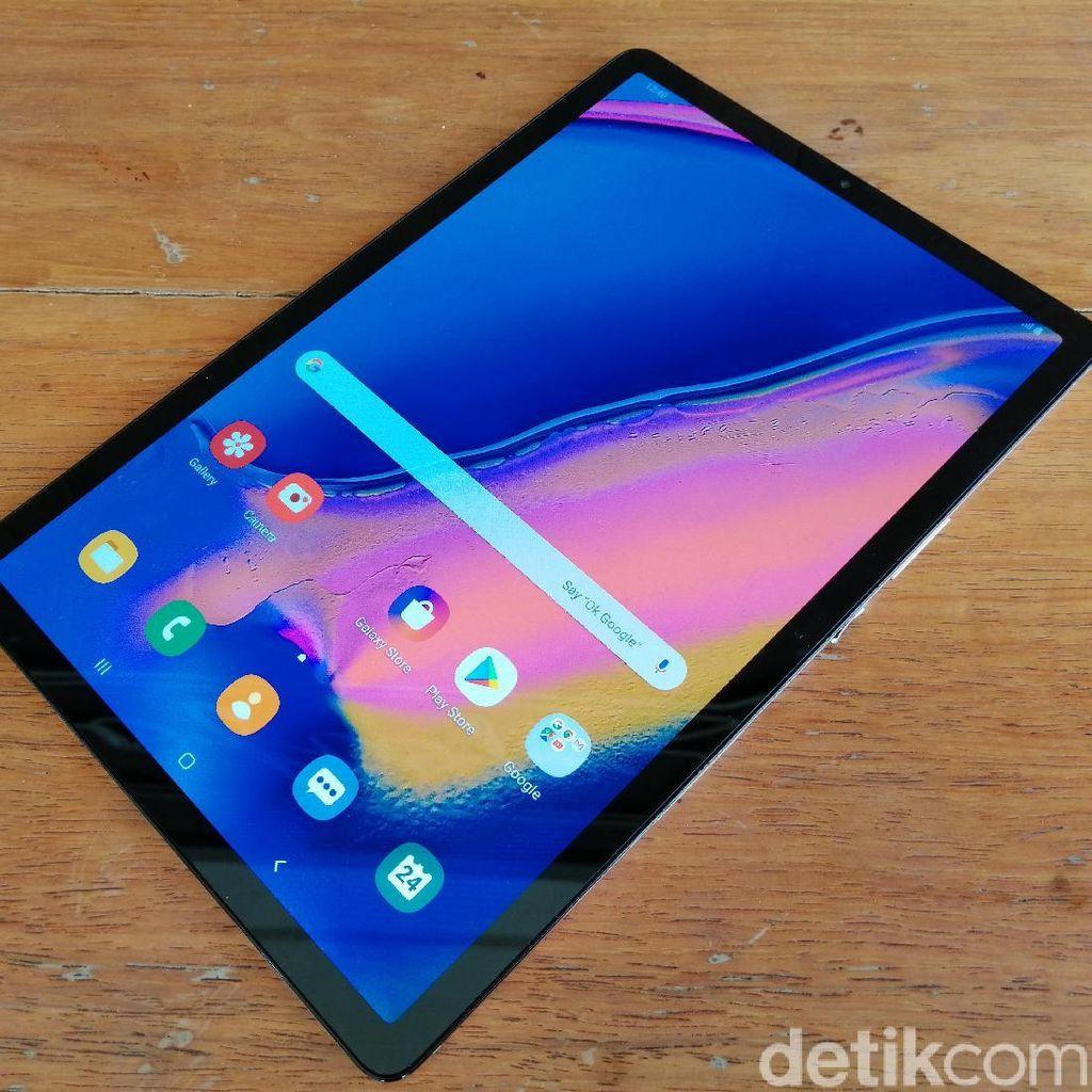Samsung Galaxy Tab S5e: Ringan, Tipis, Mantap buat Nonton