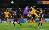 Wolverhampton alias Wolves yang menjadi kuda hitam Premier League musim ini (Reuters)