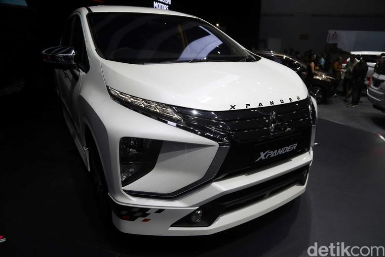Mobil Mitsubishi. Foto: Pradita Utama