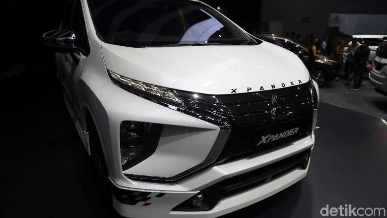Mitsubishi Xpander Limited Edition Foto: Pradita Utama