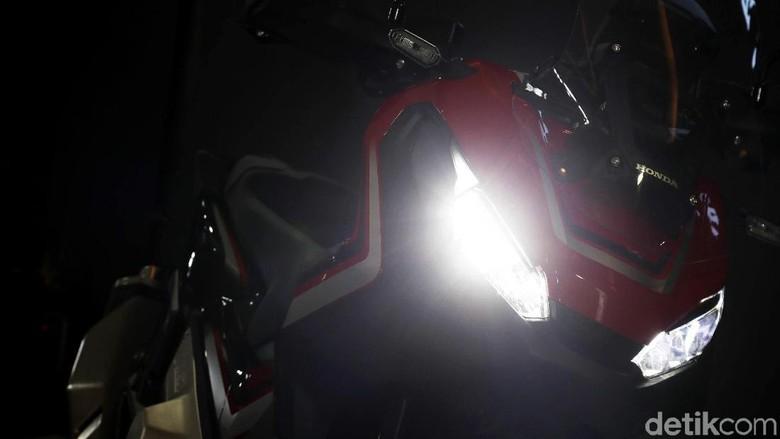 Honda ADV 150 Foto: Pradita Utama