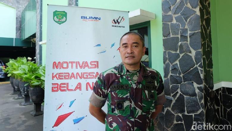 Kodam Jaya: Wawasan Kebangsaan Penting untuk Pembangunan