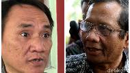 KKB Papua Dinyatakan Teroris, Andi Arief: Mahfud Md Sumbu Pendek