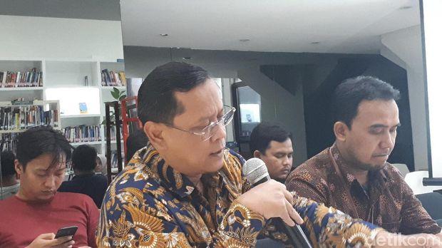 Direktur Litbang KPK Wawan Wardiana