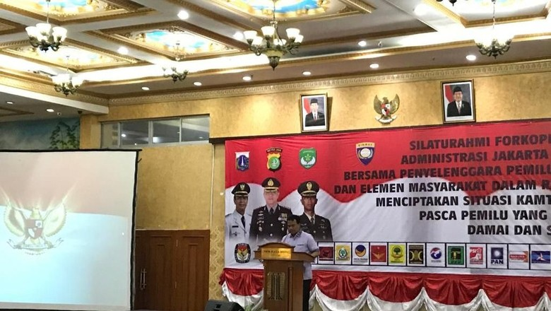 Ketua KPU Jakbar Cerita Dimaki karena Salah Input Data