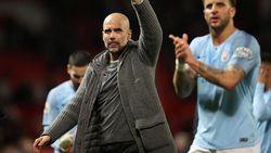Josep Guardiola Torehkan Rekor di Old Trafford