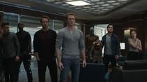 Intip Lagi Momen Manis Captain America dan Iron Man
