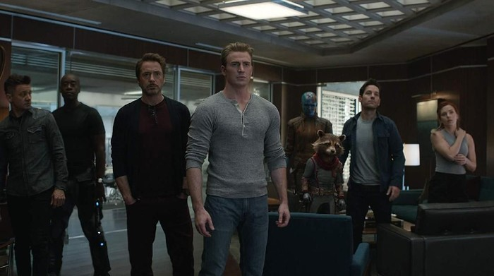 Cuplikan dalam film Avengers: Endgame. Foto: Avengers: Endgame (imdb.)