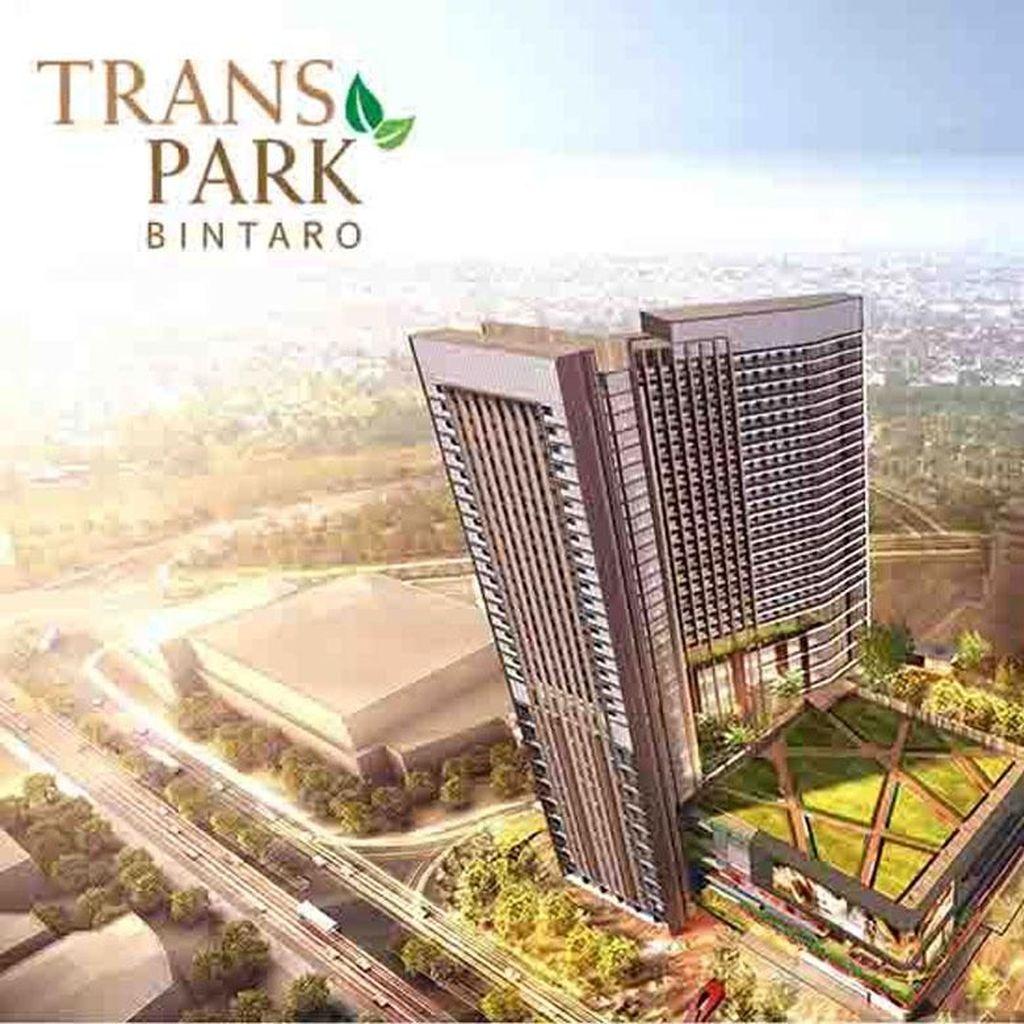 Transpark Bintaro Booming Terjual 88%, Tower Baru Manhattan Dibuka