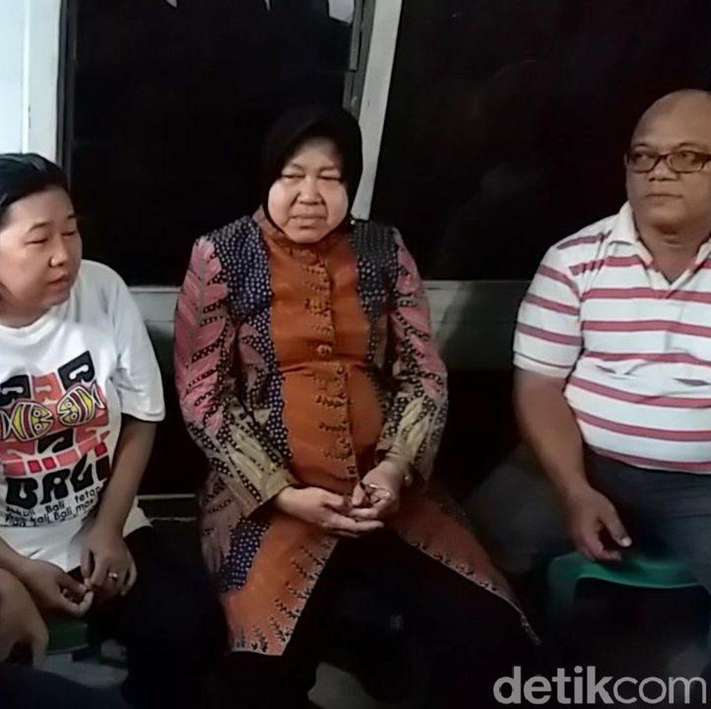 Video: Raut Duka Keluarga KPPS yang Meninggal saat Dikunjungi Risma