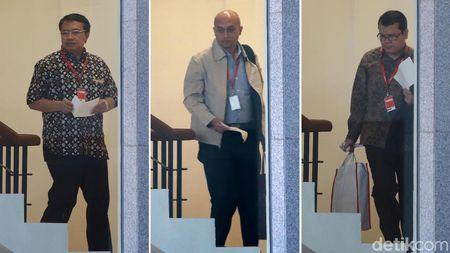 Sederet Saksi Kasus Sofyan Basir Penuhi Panggilan KPK