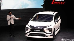 Jawaban Mitsubishi Soal Persaingan Xpander dan Kembarannya