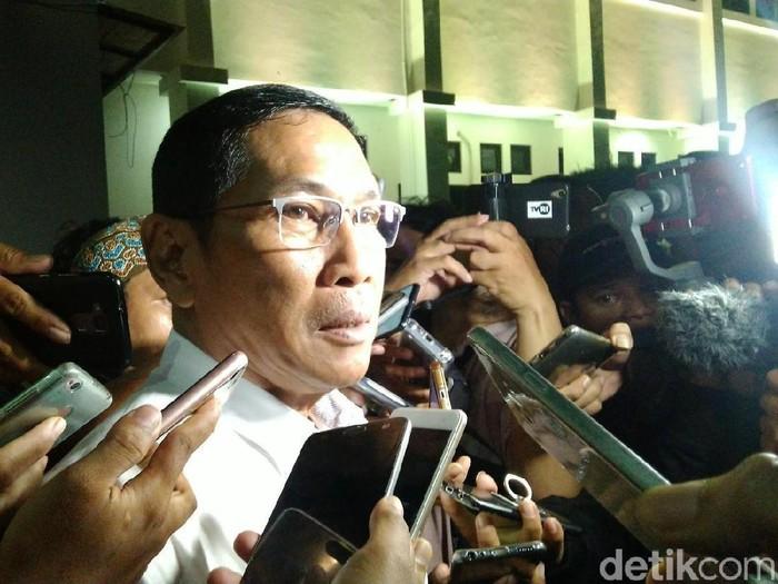 Wakil Wali Kota Tasikmalaya M Yusuf.