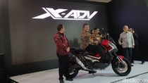 IIMS 2019: Honda Resmi Jual Skutik Petualang X-ADV Rp 450 Juta