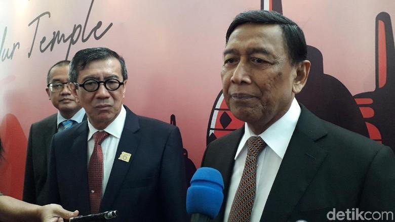 Wiranto: Tim Asistensi Tak Nguping Semua Pembicaraan, Hanya Bantu Analisis
