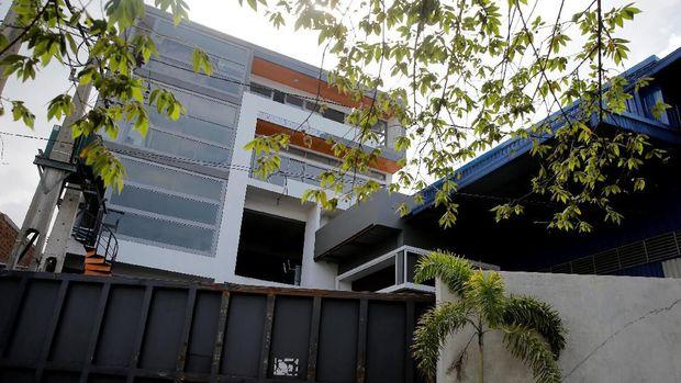 Pabrik Tembaga Milik Inshaf Ibrahim, salah satu pengebom bunuh diri di Sri Lanka