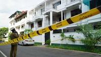 Sedang Hamil, Istri Pelaku Serangan Bom di Sri Lanka Ledakkan Diri