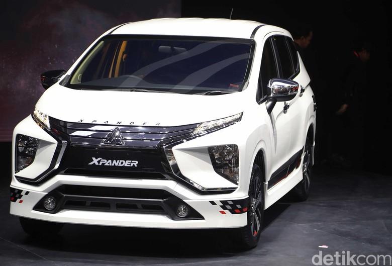 Mitsubishi Xpander Limited Foto: Pradita Utama