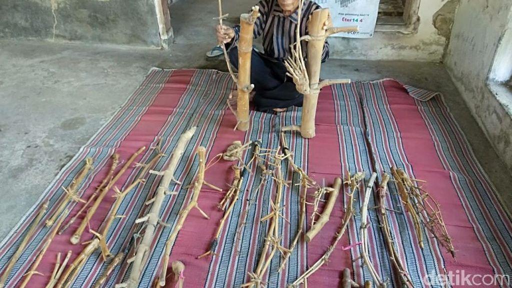Cerita Kolektor Pring Petuk, Bambu yang Dipercaya Dihuni Makhluk Halus